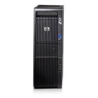 HP Z600 2x SixCore X5650 2.66 GHz/16GB (4x4GB)/256GB SSD / 2TB SATA/DVDRW/Quadro 2000/Win 10 Pro Com ML
