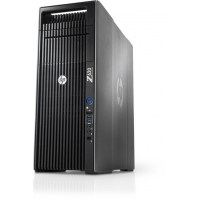 HP Z620 2x Xeon E5-2660 2.20Ghz/16GB (4x4GB)/256GB SSD + 2TB HDD SATA 3G/DVDRW/Quadro 2000/Win 10 Pro MAR Com ML