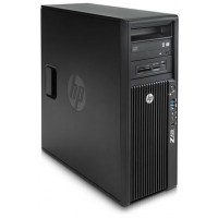 HP Gaming Z420 Quad Core E5-1620 3.60Ghz/24GB (6x4GB)/256GB SSD + 2TB SATA/DVDRW/Nvidia GTX 1060/Win 10 Pro MAR Com ML (Refurbished)