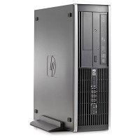 HP 8200 Elite SFF QC I5-2400 3.1GHz / DVD / 4GB / 250 GB HDD/ WIN 10 Pro MAR Commercial ML - Refurbished
