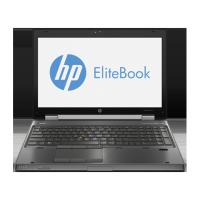 HP EliteBook 8570W I7-3520M 2,90GHz/K1000m/8GB DDR3/240GB SSD/DVDRW/15 inch/US Intl/Windows 10 Pro Mar Com