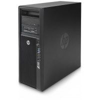 HP Z420 Xeon QC E5-1603 2.80Ghz,16 GB,240GB SSD /2 TB HDD SATA,Quadro 600, Win 10 Pro MAR Com