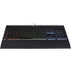 Corsair Gaming K55 RGB Mechanisch toetsenbord (Qwerty US)