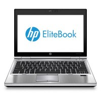 HP EliteBook 2570p I5-3320M 2.60Ghz/Intel HD Graphics/4GB DDR3/320GB HDD/Weightsaver/12 inch/US Intl/Windows 10 Pro Mar Com (Grade C)