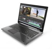 HP EliteBook 8770w I7-3520M 2,90GHz/Quadro K3000M/8GB DDR3/240GB SSD/DVDRW/17 inch/US Intl/Windows 10 Pro Mar Com (Grade B)