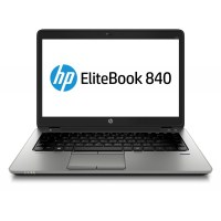 HP EliteBook 840 G1 i5 4300U/2x 4GB DD3 (8GB)/180GB SSD/No Optical/14 inch Touchscreen/US Intl/Windows 10 Pro Mar Com (Grade B)