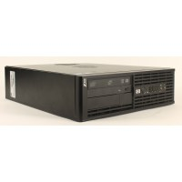HP Z200 SFF Intel Core I3-530 DC 2.93GHz/4GB/120 GB SSD/ DVD/MS W7PRO MAR NL