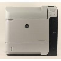 HP Laserjet Enterprise 600 M603XH Printer, including used toner