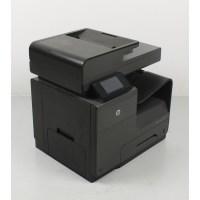 HP Laserjet Enterprise M4555 MFP Printer, including used toner