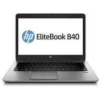 HP EliteBook 840 G1 i5 4300U/2x 4GB DD3 (8GB)/256GB SSD/No Optical/14 inch/US Intl/Windows 10 Pro Mar Com (Grade B)