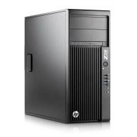 HP  Z230 MT 1x Xeon QC E3-1280 v3, 3.6GHz, 32GB (4x8GB), 256GB SSD, DVDRW, K4000, Win10 Pro MAR Com